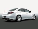 Photos of Mazda Atenza Sedan 2007–10