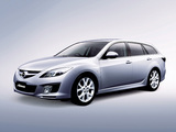Pictures of Mazda Atenza Sport Wagon 2007–10