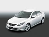Pictures of Mazda Atenza Sedan 2007–10