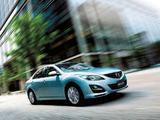Pictures of Mazda Atenza Sedan 2010