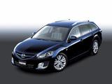 Mazda Atenza Sport Wagon 2007–10 wallpapers