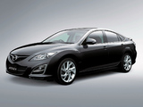 Wallpapers of Mazda Atenza Sport 2010