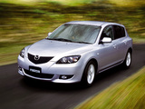 Images of Mazda Axela Sport 20C 2003–08