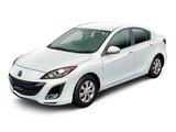 Images of Mazda Axela Sedan 2009