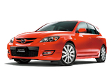Mazdaspeed Axela 2006–08 pictures