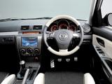 Mazdaspeed Axela MS Concept 2007 photos