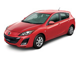 Mazda Axela 2009 photos