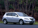 Photos of Mazda Axela Sport 20C 2003–08