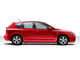 Mazda Axela Sport 20C 2003–08 wallpapers