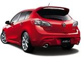 Mazdaspeed Axela 2009 wallpapers