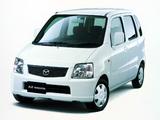 Mazda AZ-Wagon 1998–2003 pictures