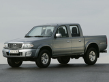 Images of Mazda B2500 Turbo 4×4 Double Cab 2002–06