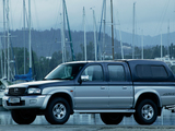 Images of Mazda B2500 Turbo 4×4 Double Cab Accessorized 2002–06