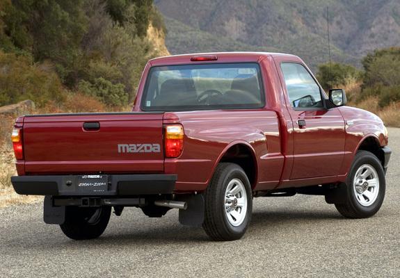 Mazda B2300 2002 Images