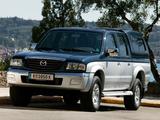 Mazda B2500 Turbo 4×4 Double Cab Accessorized 2002–06 images