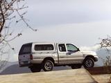 Mazda B2500 Turbo 4×4 Freestyle Cab 2002–06 images
