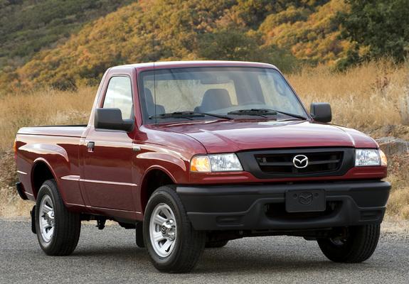 Mazda B2300 2002 Photos