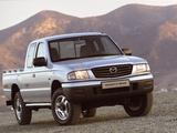 Mazda B2500 Turbo 4×4 Freestyle Cab 2002–06 photos