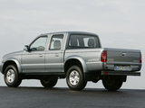 Mazda B2500 Turbo 4×4 Double Cab 2002–06 pictures