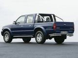 Mazda B2500 Turbo 4×4 Double Cab Accessorized 2002–06 pictures