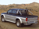 Mazda B2500 Turbo 4×4 Double Cab Accessorized 2002–06 pictures