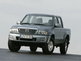Mazda B2500 Turbo 4×4 Double Cab 2002–06 wallpapers