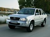 Mazda B2500 Extended Cab 2003–06 photos