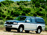 Mazda B2500 Double Cab 2003–06 photos