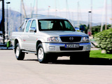 Mazda B2500 Extended Cab 2003–06 pictures