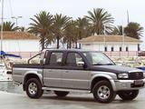 Photos of Mazda B2500 Turbo 4×4 Double Cab Accessorized 2002–06