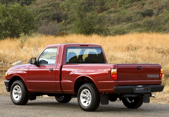 Pictures Of Mazda B2300 2002