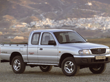 Pictures of Mazda B2500 Turbo 4×4 Freestyle Cab 2002–06