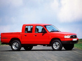 Mazda B2500 Double Cab 1998–2003 wallpapers