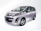 Pictures of Mazda Biante 2008