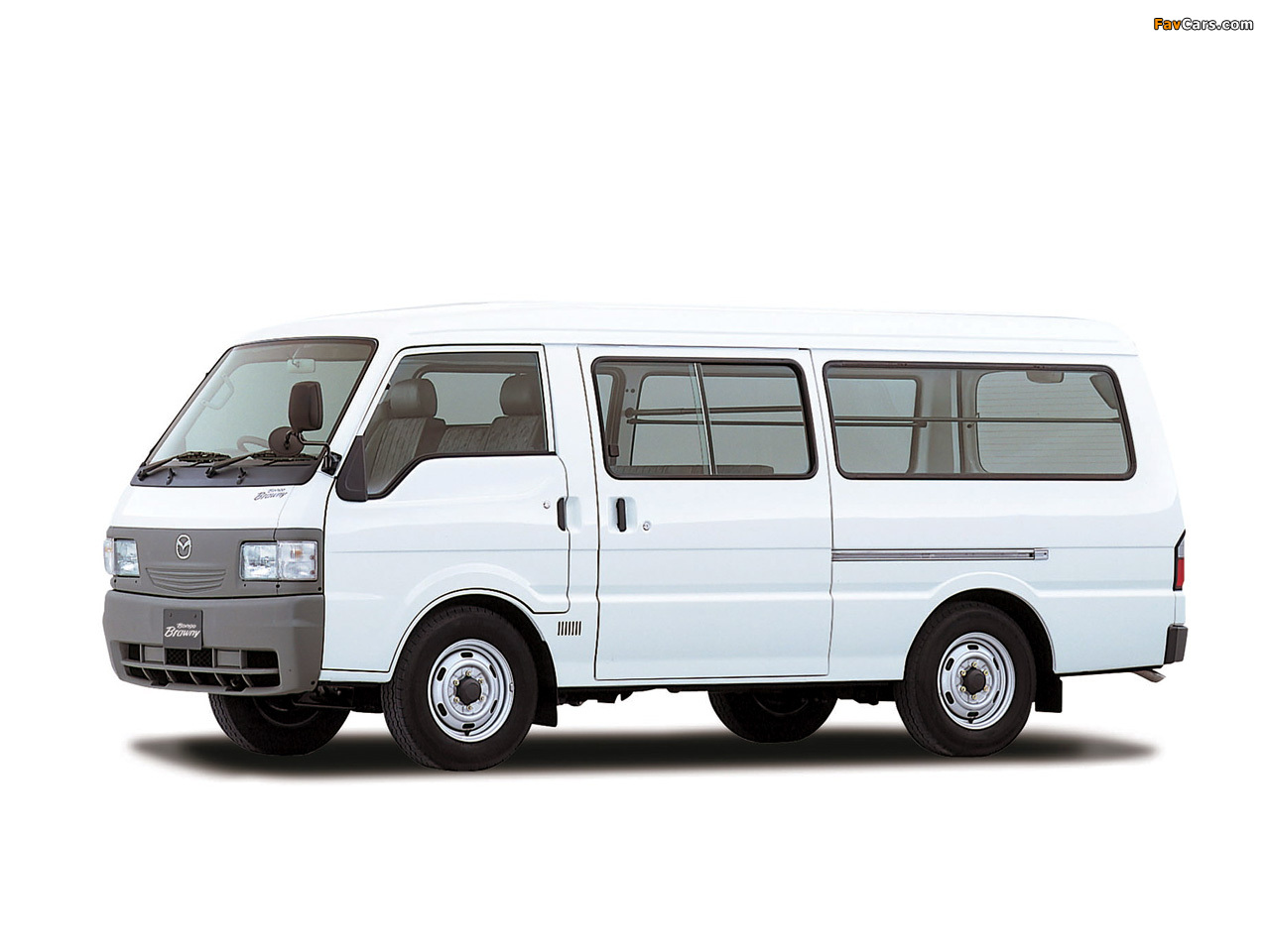 Mazda Bongo Brawny Van 2002 images (1280x960)