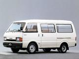 Mazda Bongo Brawny Van images