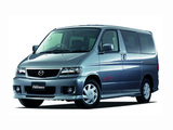 Pictures of Mazda Bongo Friendee City Runner NAVI Edition 2002–04