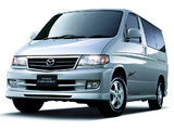 Mazda Bongo Friendee City Runner III 2001–04 wallpapers