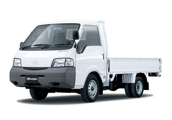 Mazda Bongo Truck 1999 images