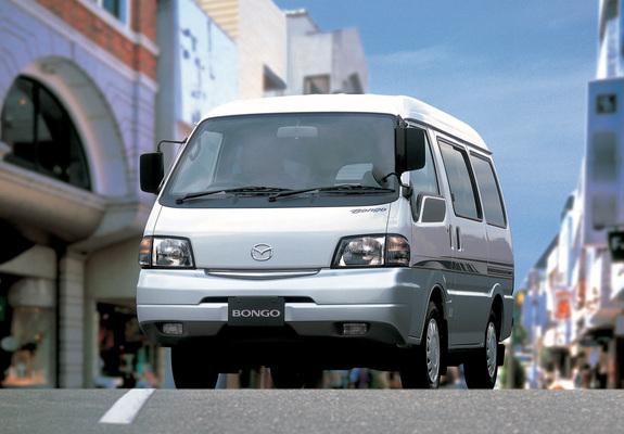 Mazda Bongo Van GL-Super 1999 pictures