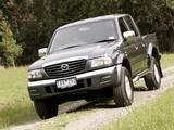 Mazda Bravo Double Cab 2003–06 images