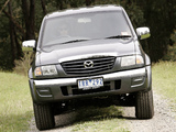 Mazda Bravo Double Cab 2003–06 wallpapers
