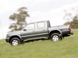 Photos of Mazda Bravo Double Cab 2003–06