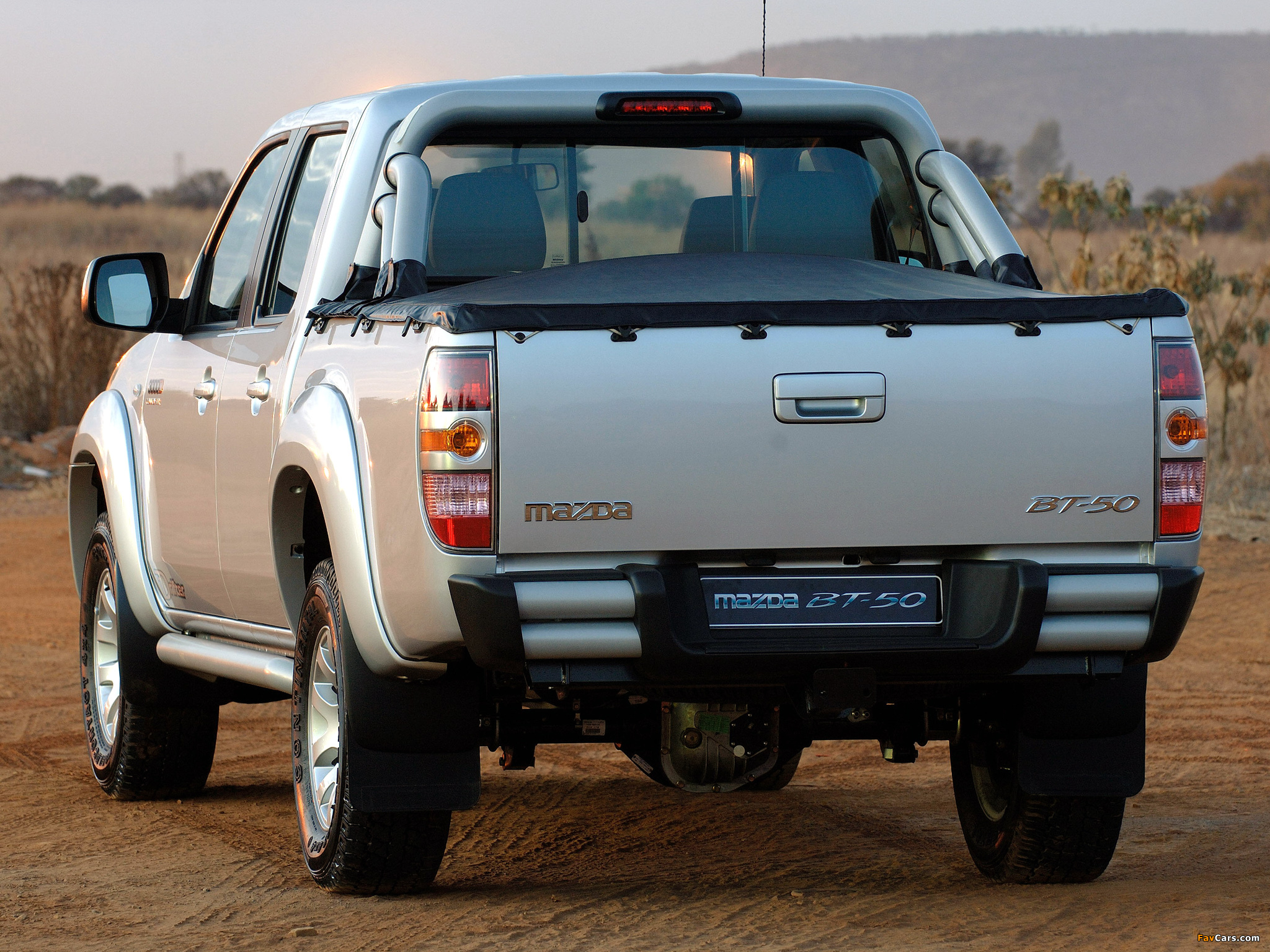 Images of Mazda BT-50 Drifter 3000D Double Cab 2006–08 (2048 x 1536)