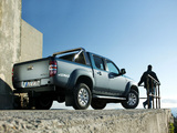 Images of Mazda BT-50 Double Cab 2006–08
