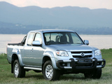 Images of Mazda BT-50 Freestyle Cab ZA-spec (J97M) 2006–08