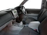 Images of Mazda BT-50 Freestyle Cab ZA-spec (J97M) 2006–08