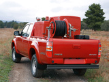 Images of Mazda BT-50 Freestyle Cab Fire Service (J97M) 2006–08