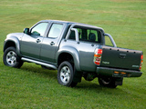 Images of Mazda BT-50 Double Cab ZA-spec (J97M) 2008–11