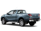 Images of Mazda BT-50 Freestyle Cab AU-spec 2011